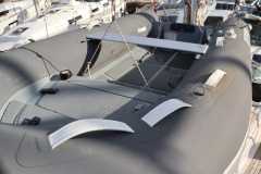 3D tender 320 ultimate dinghy front view
