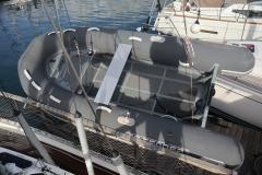 3D tender 320 ultimate dinghy top view