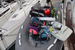 3D tender 320 ultimate dinghy full capacity
