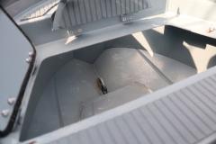 3D tender 320 ultimate dinghy locker open