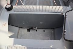 3D tender 320 ultimate dinghy locker back